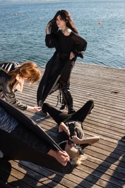 Vogue - Behind the Scenes