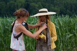 Behind the Scenes Jana Frauns