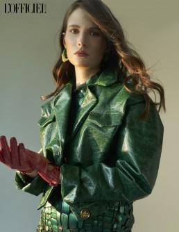 L´Officiel Fashion Styling Maka Fashionstylist Maka Designs Eska Gloves Fashion Editorial