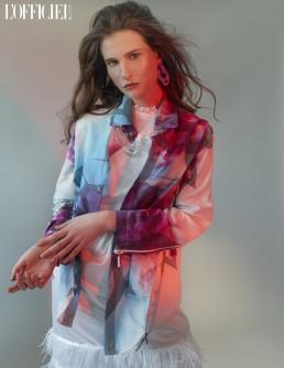 L´Officiel Fashion Styling Maka Fashionstylist Maka Designs Fashion Editorial