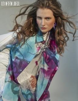 L´Officiel Fashion Styling Issu Issu Rafael Kauto Maka Fashionstylist Maka Designs Fashion Editorial