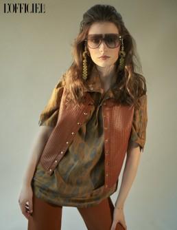 L´Officiel Fashion Styling Maka Fashionstylist Bally Switzerland Silhouette Issu Issu Pr Fact Designs Fashion Editorial